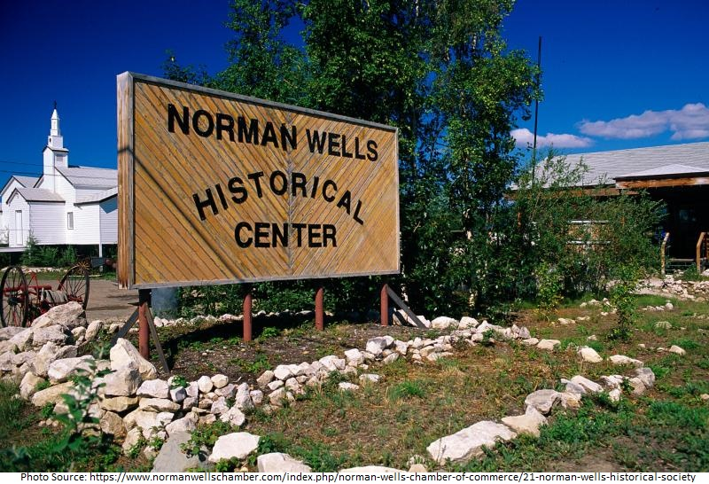 tourist attractions in Norman Wells Historical Center