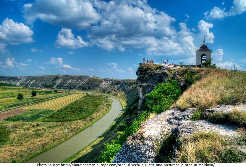 tourist attractions in Orheiul Vechi
