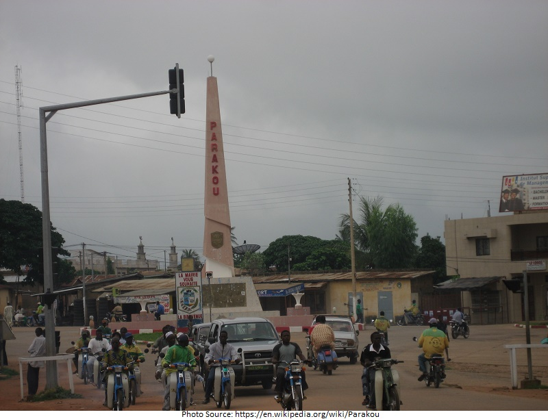 tourist attractions in Parakou