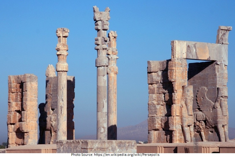 tourist attractions in Persepolis