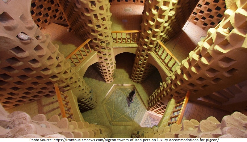 tourist attractions in Pigeon Towers