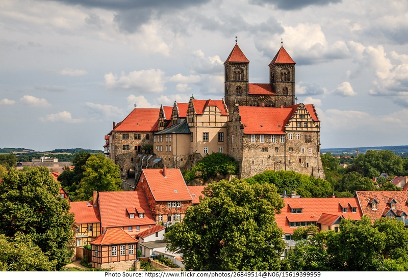 tourist attractions in Quedlinburg