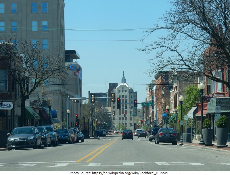 tourist attractions in Rockford