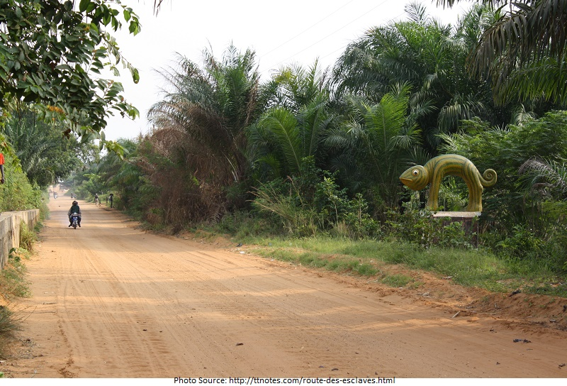 tourist attractions in Route des Esclaves