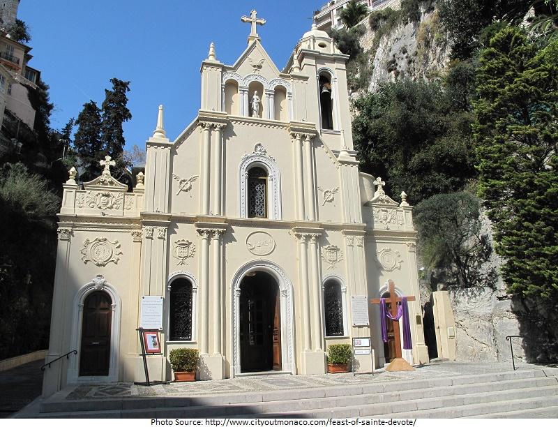 tourist attractions in Sainte-Devote Chapel