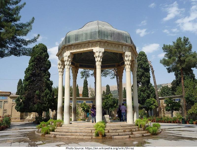 tourist attractions in Shiraz