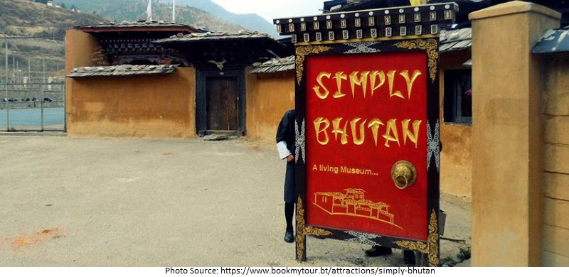 tourist attractions in Simply Bhutan