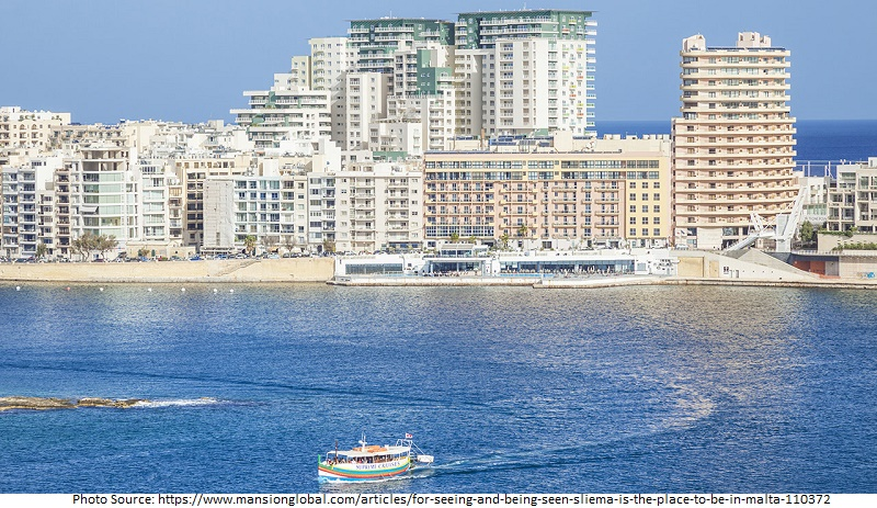 tourist attractions in Sliema