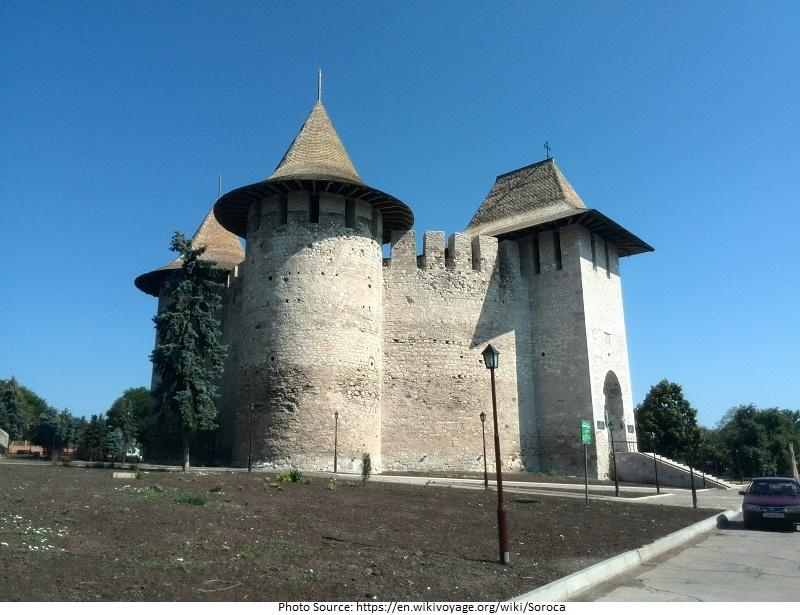 tourist attractions in Soroca