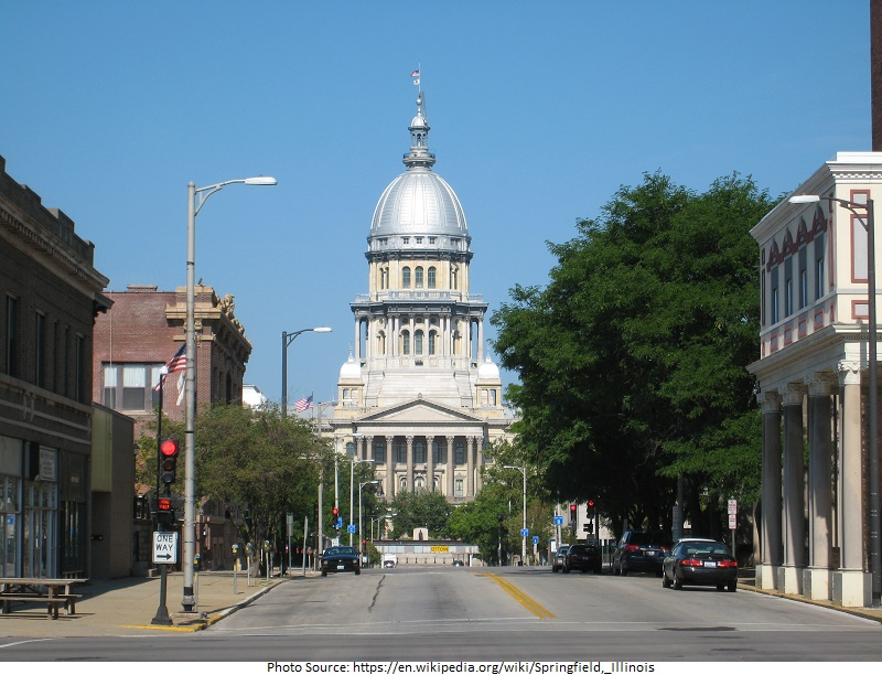 tourist attractions in springfield