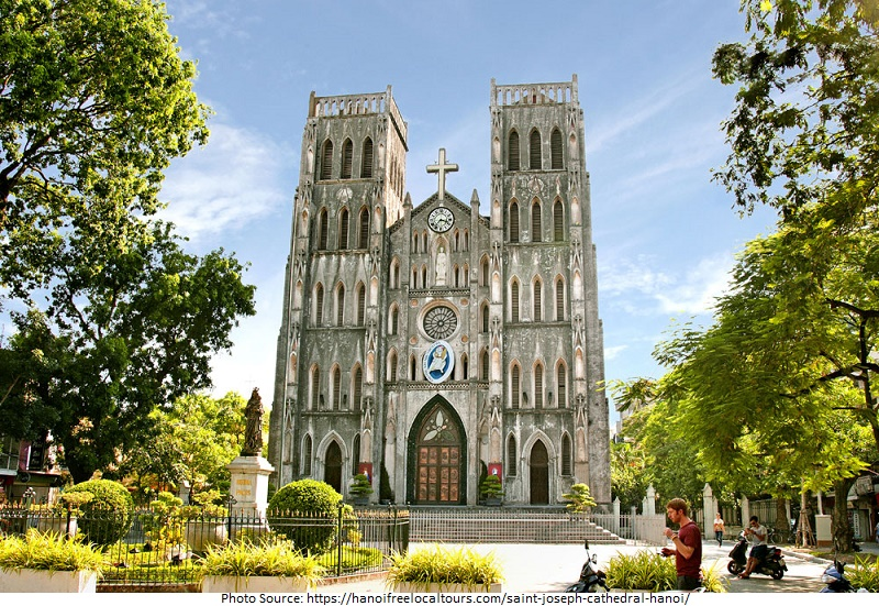 tourist attractions in St Joseph's Cathedral