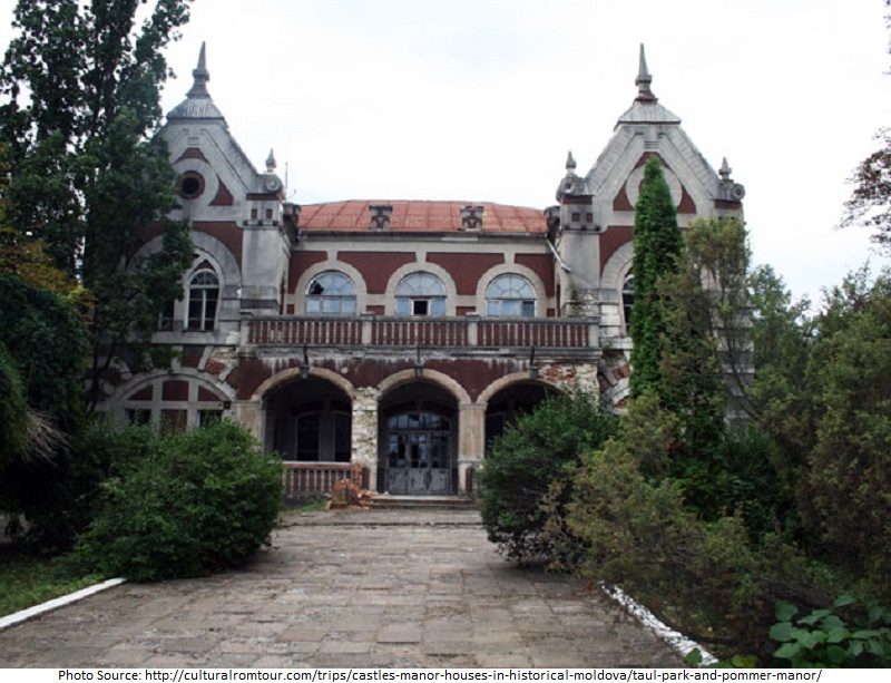 tourist attractions in Taul Park and Pommer Manor