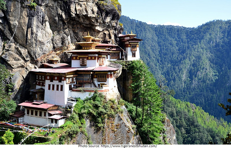 tourist attractions in Tiger's Nest
