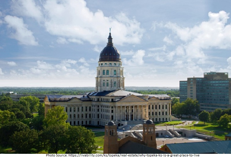 tourist attractions in Topeka