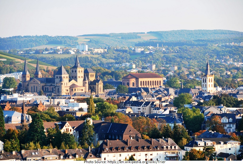 tourist attractions in Trier
