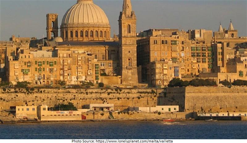 tourist attractions in Valletta
