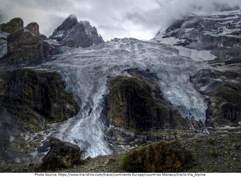 tourist attractions in via alpina