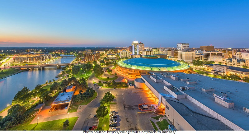 tourist attractions in Wichita