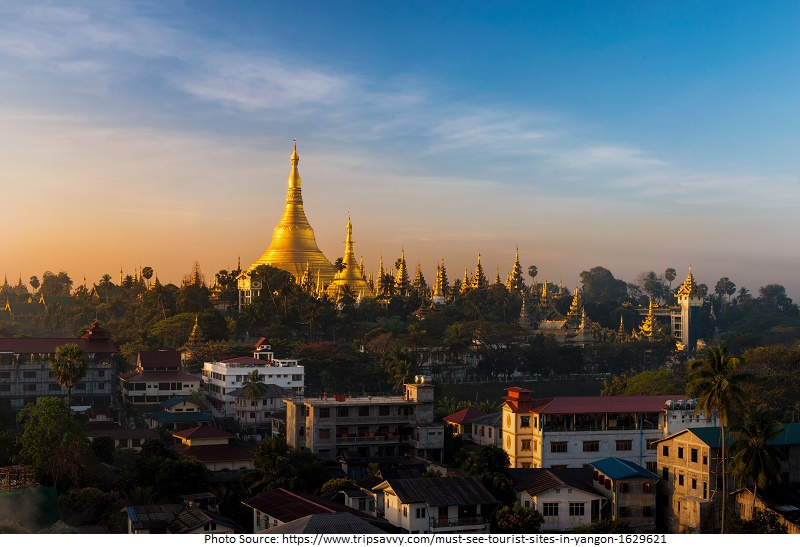 tourist attractions in Yangon