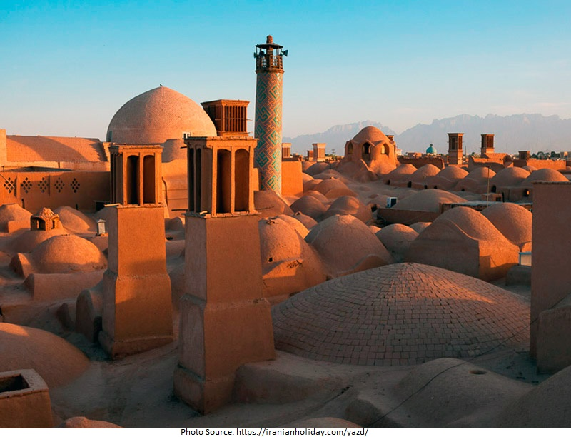 tourist attractions in Yazd