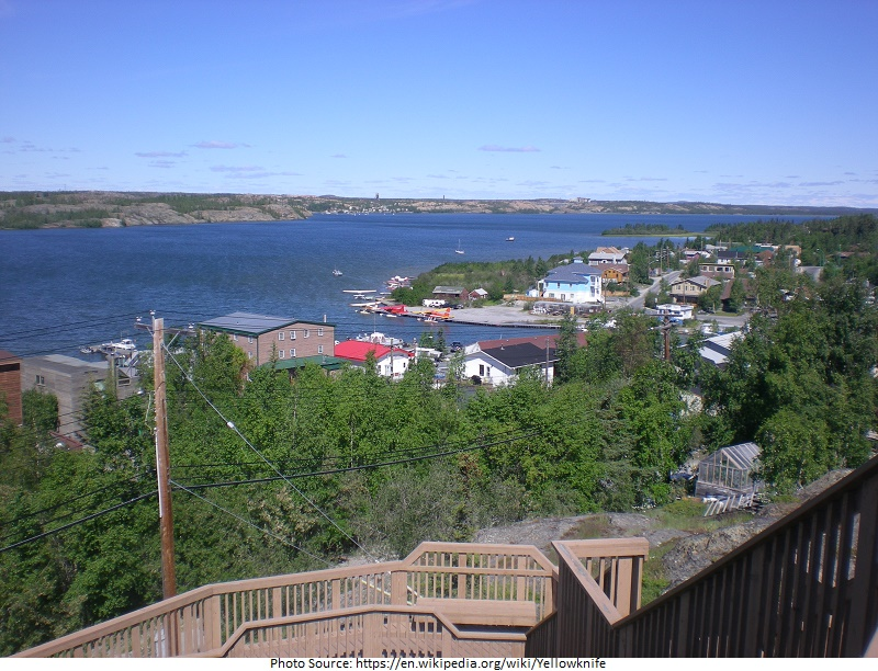 tourist attractions in Yellowknife