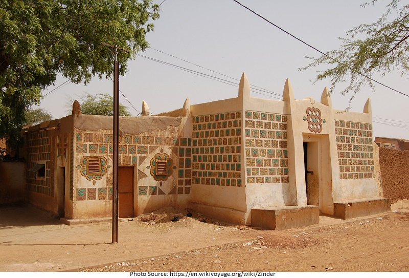 tourist attractions in Zinder
