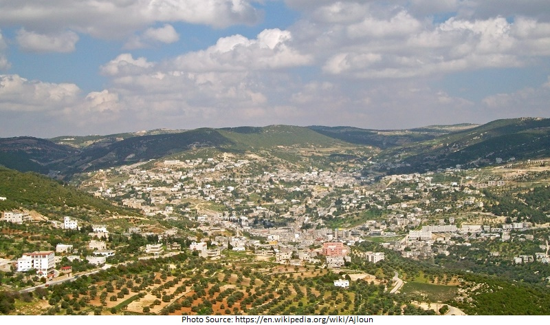 tourist attractions in Ajloun