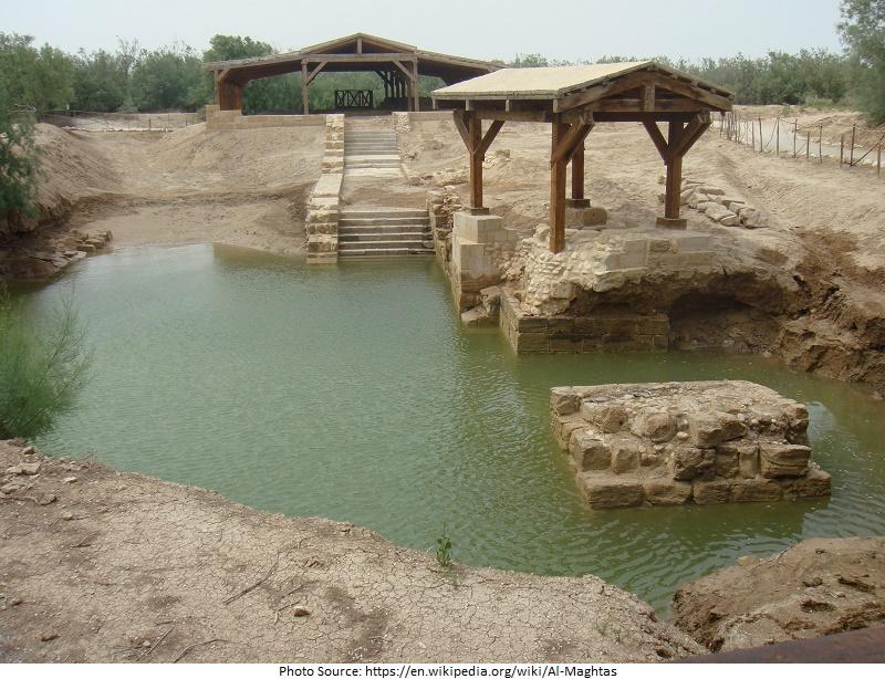 tourist attractions in Al-Maghtas