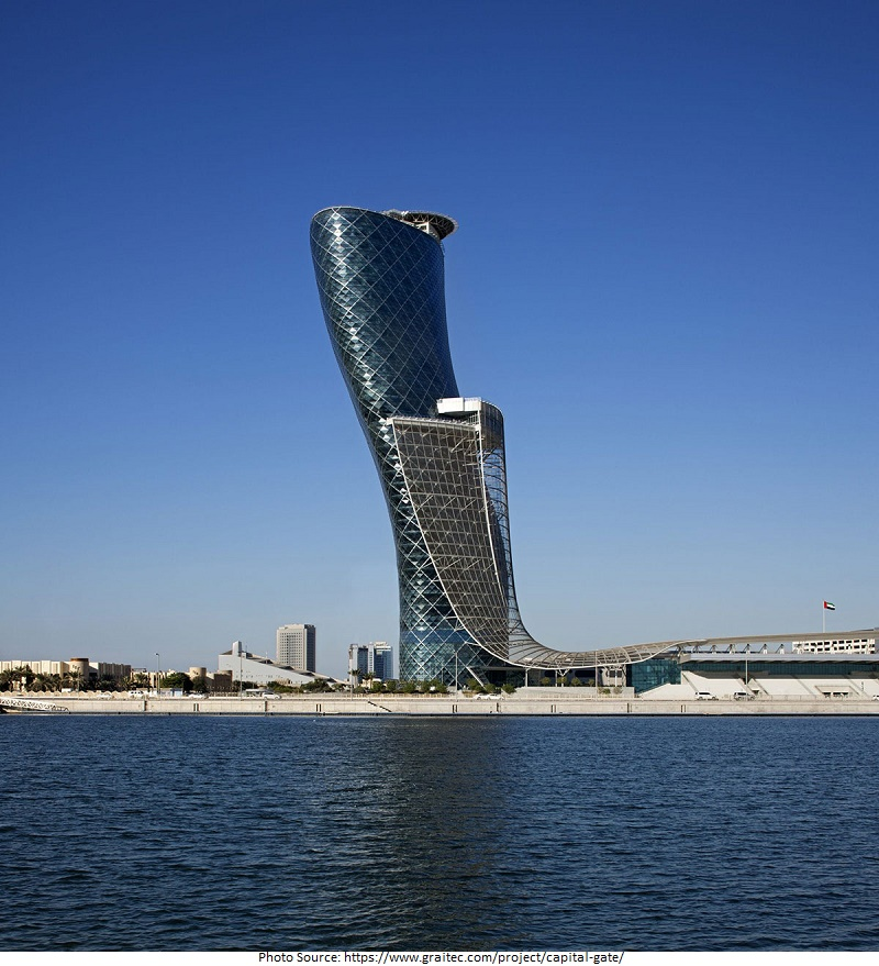 tourist attractions in Capital Gate