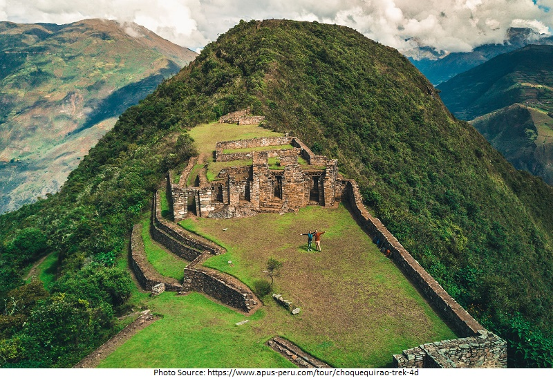 tourist attractions in Choquequirao
