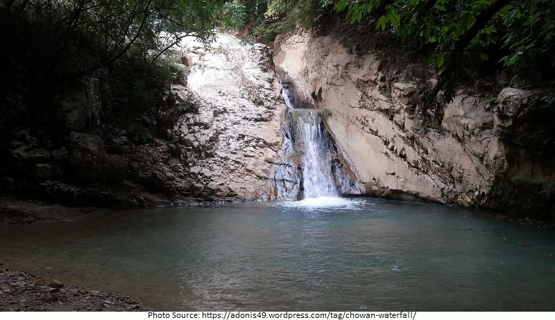 tourist attractions in Chowan Waterfall