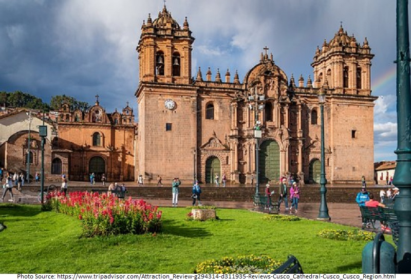 tourist attractions in cusco Cathedral