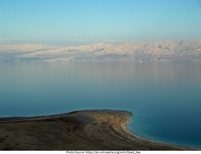 tourist attractions in Dead Sea