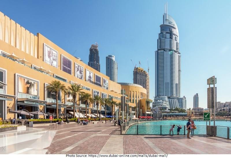tourist attractions in Dubai Mall