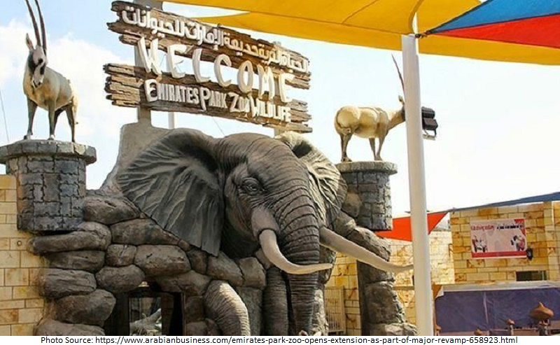tourist attractions in Emirates Park Zoo