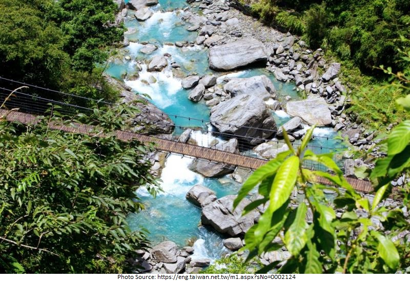 tourist attractions in Hualien County