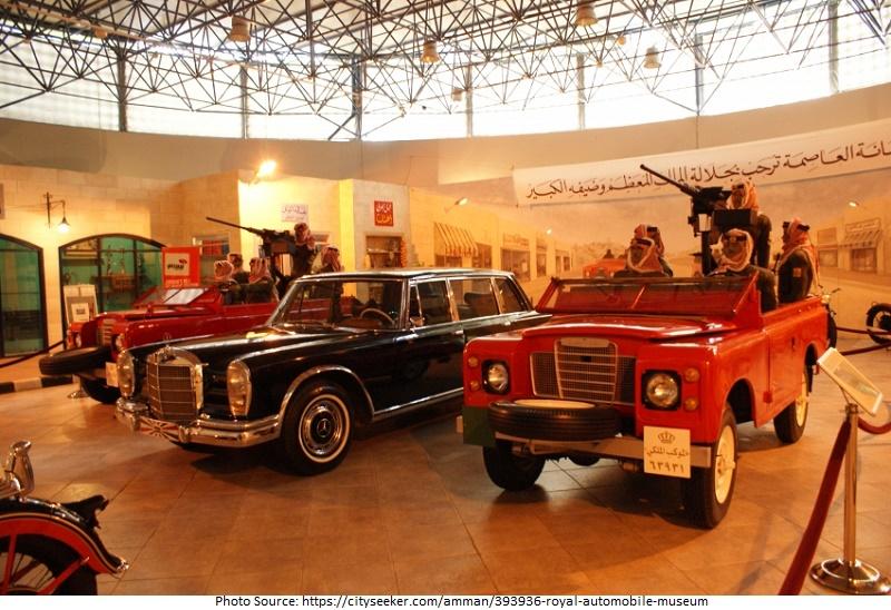 tourist attractions in Jordan