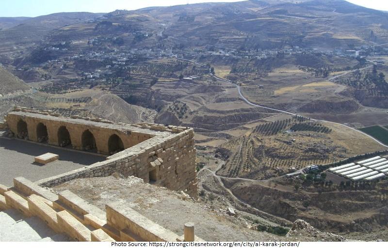 tourist attractions in Karak