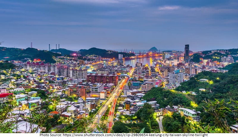 tourist attractions in Keelung City