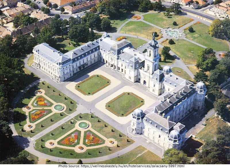 tourist attractions in Keszthely