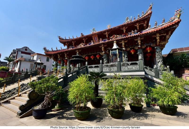 tourist attractions in Kinmen County