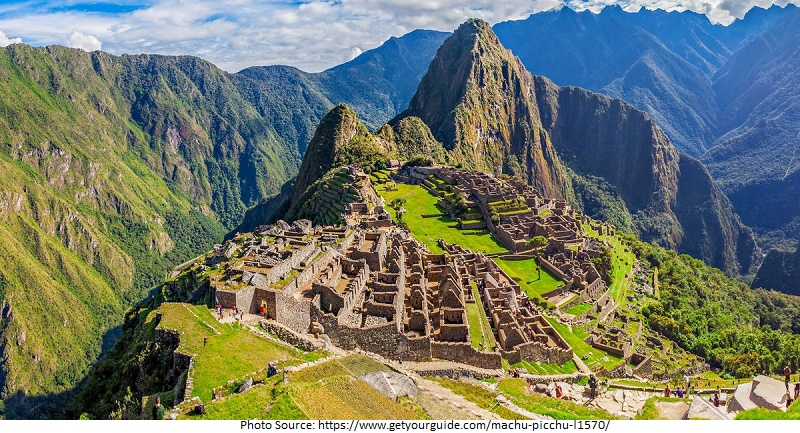 tourist attractions in Machu Picchu