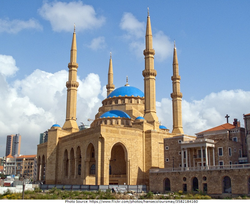 tourist attractions in Mohammad Al-Amin Mosque