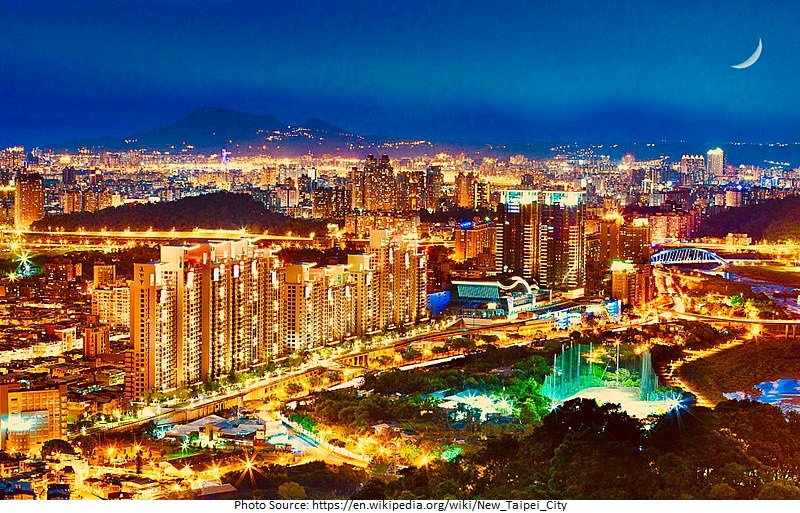 tourist attractions in New Taipei City