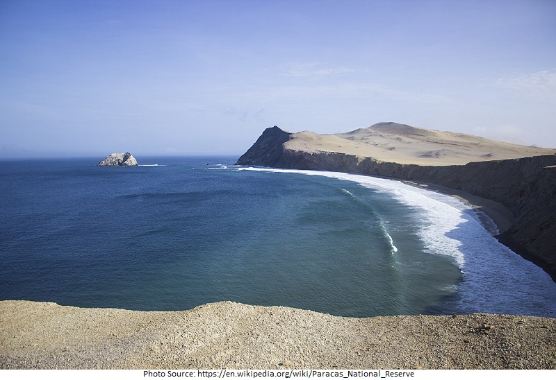tourist attractions in Paracas National Reserve