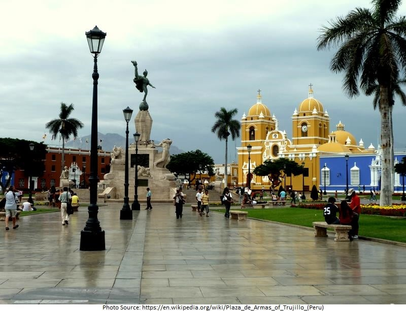tourist attractions in plaza de Armas