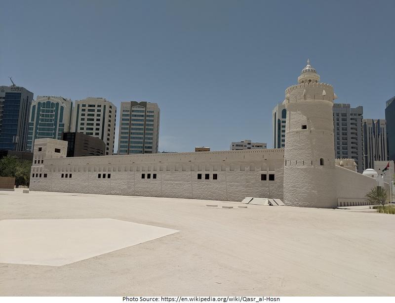 tourist attractions in Qasr Al Hosn