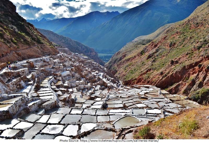 tourist attractions in Salinas de Maras