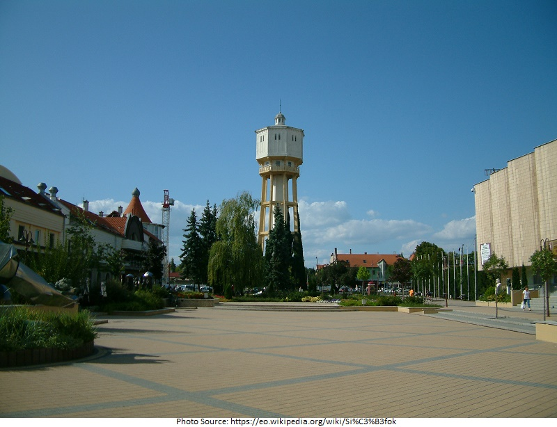 tourist attractions in Siofok