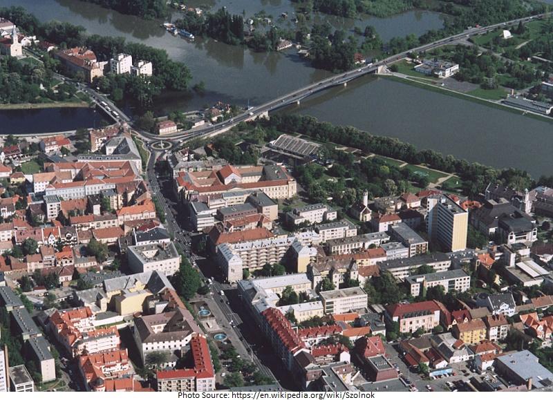tourist attractions in Szolnok